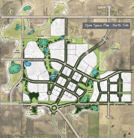 Eco-industrial park business plan