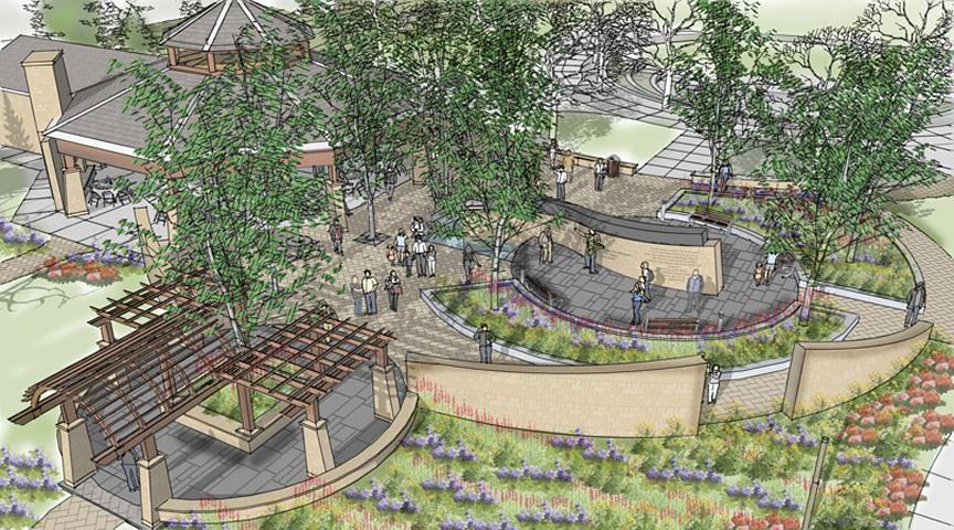 Springbrook Nature Center Master Plan : Fridley, MN