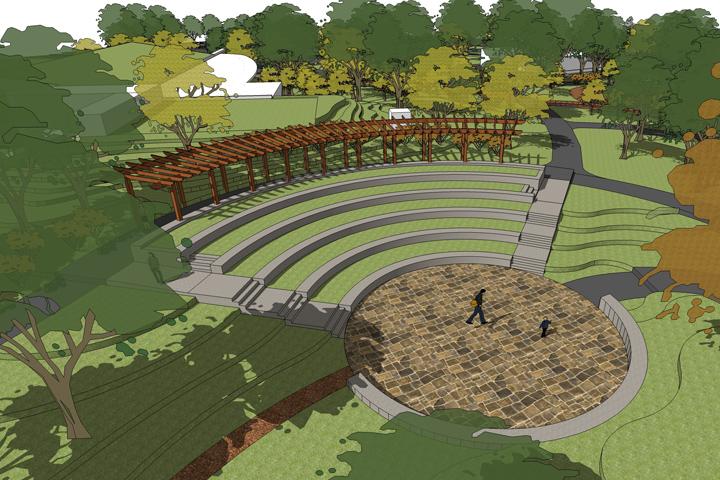 Site Design: Springbrook Nature Center, Fridley, MN